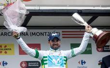 Valverde gana su tercera Volta a Cataluña