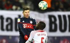 Rummenigue garantiza que Lewandowski no irá al Real Madrid