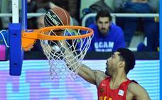 El UCAM juega hoy en Turquía sin nada que perder