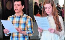 Los actores celebran el Día Mundial del Teatro