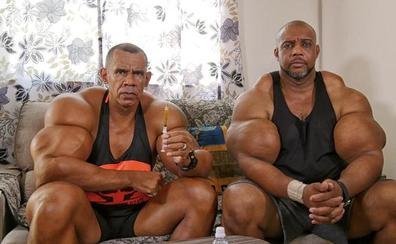 30 años pinchándose esteroides para parecerse a Conan y Hulk