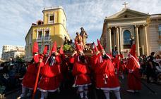 Milagro 'colorao' al bajar el Puente Viejo