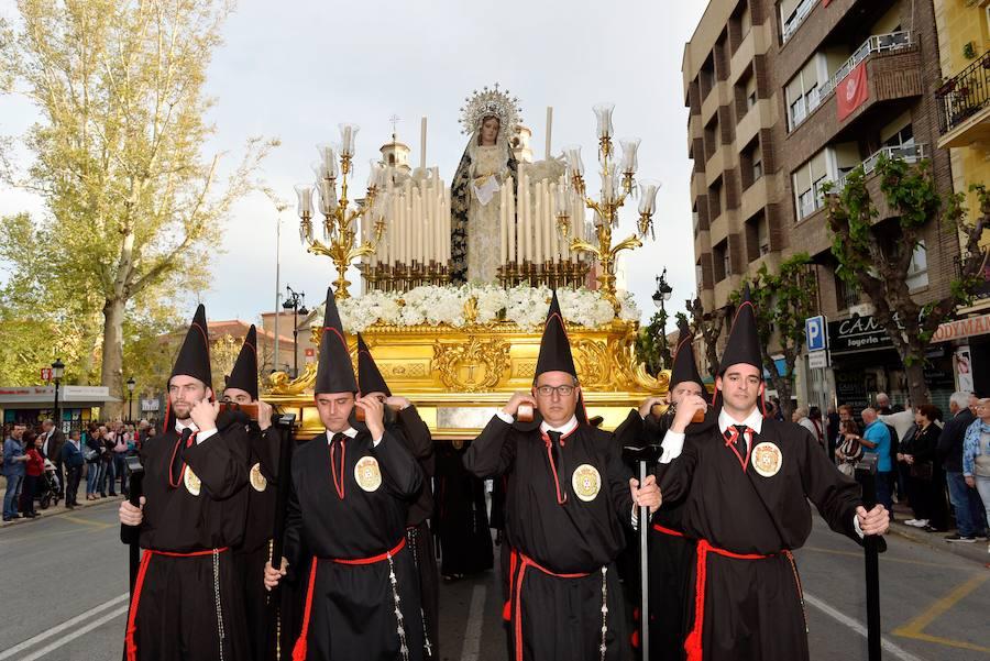 Procesión de la Soledad de Murcia 2018