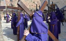 Un austero vía crucis de hace 400 años