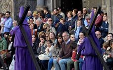 Admiración y fervor en una Murcia abarrotada