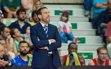 Ibón Navarro: «Sabemos que Valencia está pensando en el partido de Grecia»