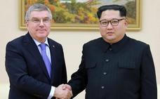 Corea del Norte participará en los Juegos de 2020 y 2022