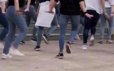 Así será 'flashmob' capitaneado por Xuso Jones previsto para el día del Bando