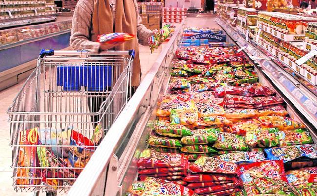 La exportación de verduras congeladas repunta después de un año de retroceso