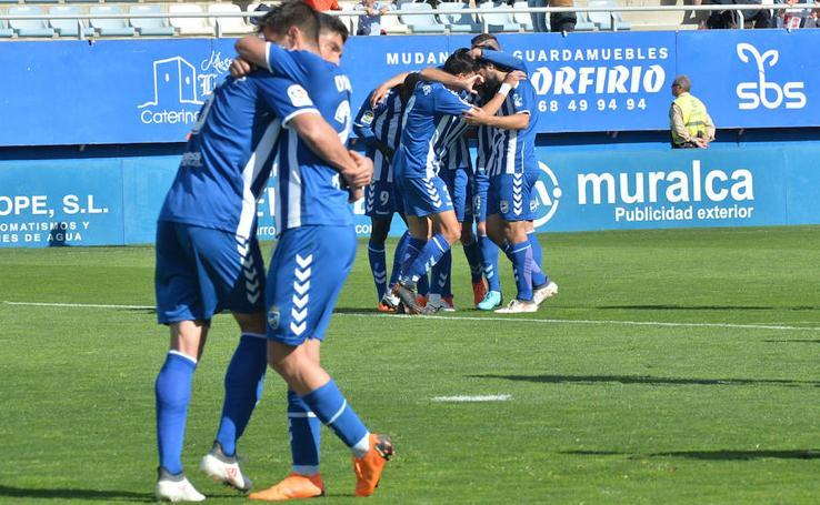 El Artés Carrasco no se cree la victoria de su equipo ante el Granada (3-2)