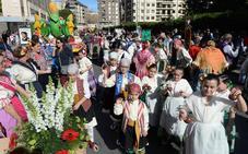 Los huertanos de la 'generación Z' toman las calles de Murcia