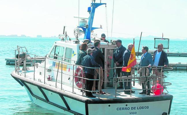 Otro barco para vigilar mejor el Mar Menor