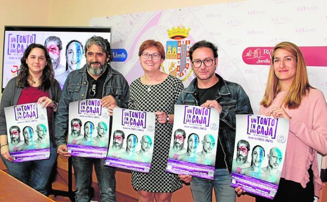 Carlos Santos subirá el telón del teatro Vico este trimestre con una obra propia