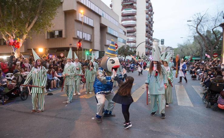 Desfile de la Llegada de la Sardina