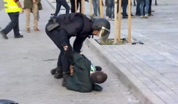 Una pelea entre seguidores del Sporting de Lisboa deja cinco heridos leves