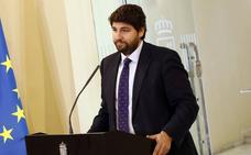 López Miras compara «la cacería» a Pedro Antonio Sánchez con el 'caso Cifuentes'