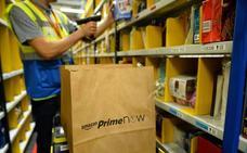 Los trabajadores de Amazon España preparan una huelga en toda Europa