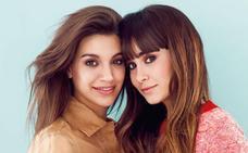 Ana y Aitana: «Fue un orgullo que 'Lo malo' fuera el 8 de marzo en pancartas»