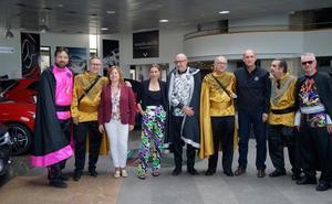 Dimovil desfila un año más en el Entierro de la Sardina