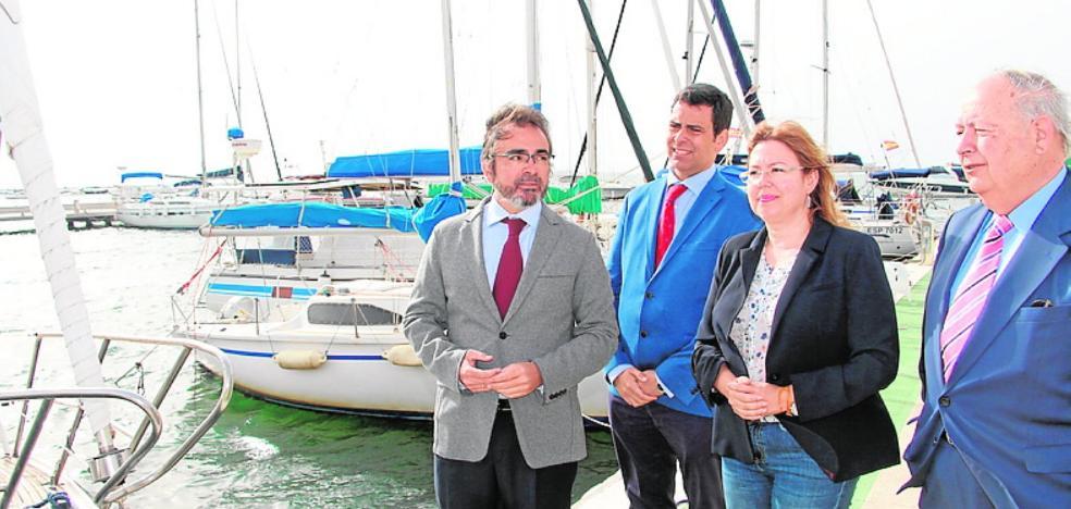 La mejora del puerto de Lo Pagán abrirá nuevas rutas con La Manga