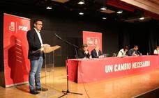 Críticas del PSOE a Miras por comparar el incendio de la Asamblea con el del Reichstag