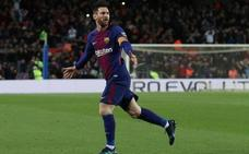 Messi, Messi y Messi