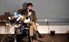 Puigdemont reclama al Estado que permita la investidura de Sànchez
