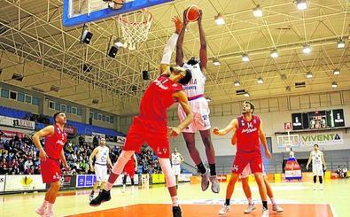 Sin suerte para el Real Murcia Baloncesto