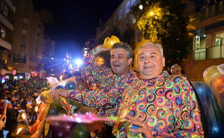 El Entierro de la Sardina desborda Murcia