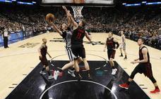 Arde el Oeste en la NBA: ganan Spurs, Thunder y Pelicans