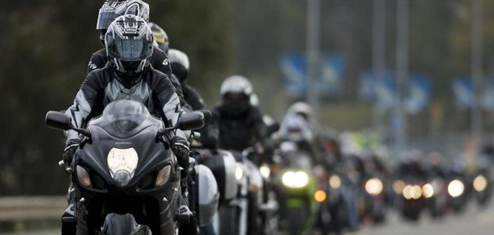 Tráfico etiqueta el 55% de las motos con distintivos ecológicos