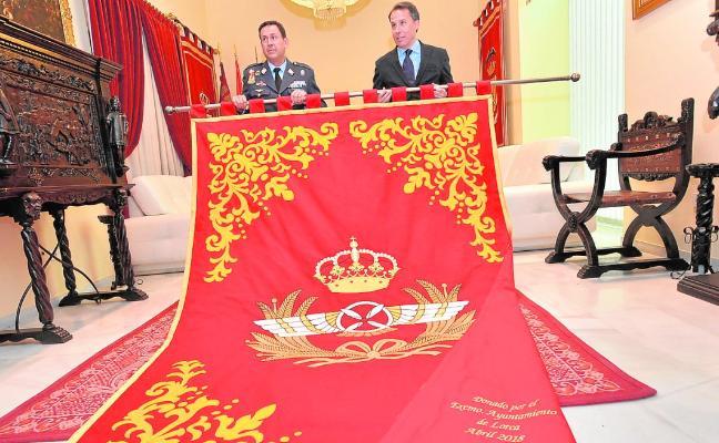 Más de 150 personas jurarán bandera en el 75 aniversario de la Academia General del Aire