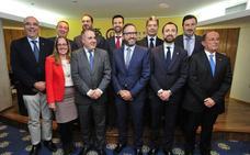 Miguel López Abad, nuevo presidente de la Cámara de Comercio de Murcia