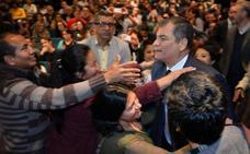 Correa: «Si lo que le hacen a Lula fuera en Venezuela, ya estaría invadida»