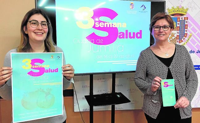 Jumilla presenta la tercera edición de la Semana de la Salud