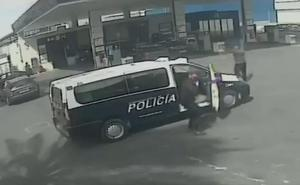 Así detuvo la Policía al presunto asesino de una mujer colombiana en Murcia