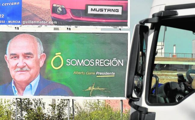 Campaña de lanzamiento de Somos Región