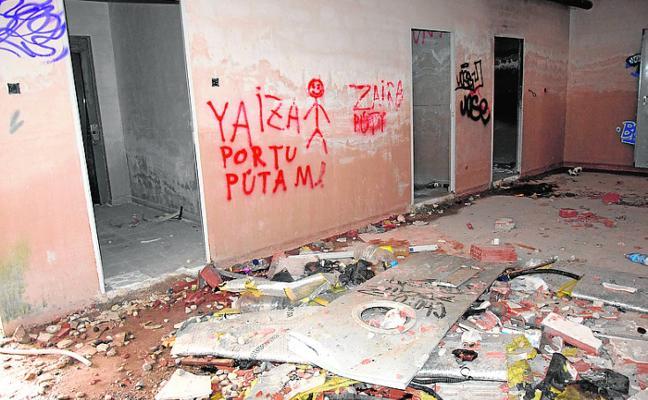 El vandalismo eleva en 138.500 euros la factura para terminar el cuartel de la Policía