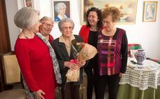 La 'Abuela de Espinardo' cumple 103 años