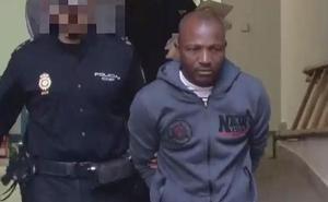 Prisión preventiva para el acusado de matar a su mujer en La Fama