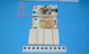 Pillada una pareja en Murcia tras estafar 5.000 euros con el timo del tocomocho