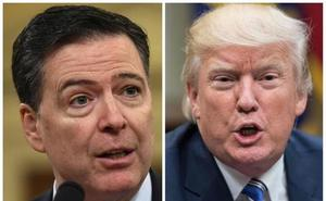 El exdirector del FBI compara el liderazgo de Trump en la Casa Blanca con el de la mafia