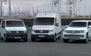 Los vehículos comerciales de Volkswagen llegan a Makro