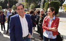 Serrano quiere potenciar el PSOE en Murcia como primer paso para alcanzar la alcaldía