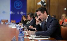 Teodoro García defiende los Presupuestos: «Son el mejor instrumento para que la creación de empleo continúe al ritmo que lo hace hoy»