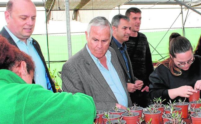 Fundown proveerá los setos para las barreras vegetales que protejan el Mar Menor