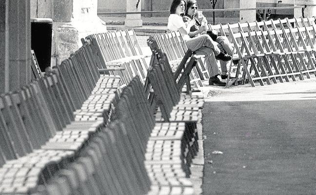 Las escandalosas silleras de San Juan