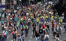 «La bicicleta es el vehículo del futuro»