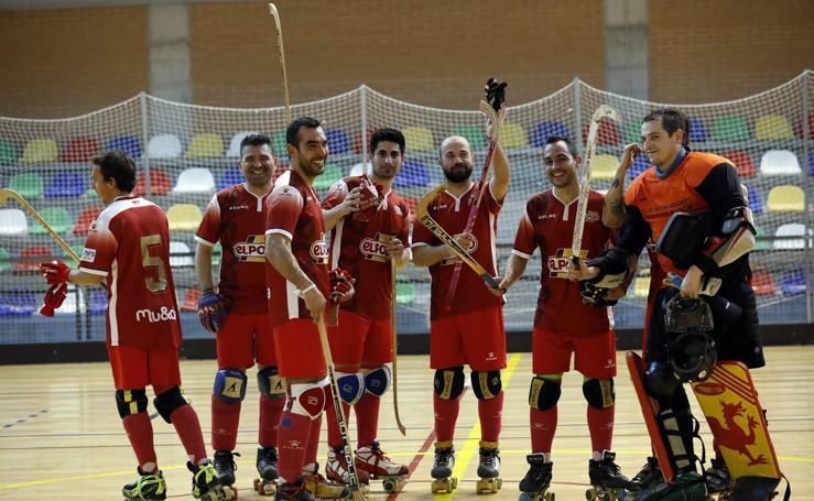 El Club Patín Murcia acaricia la Primera