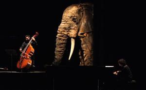 Títeres y música clásica